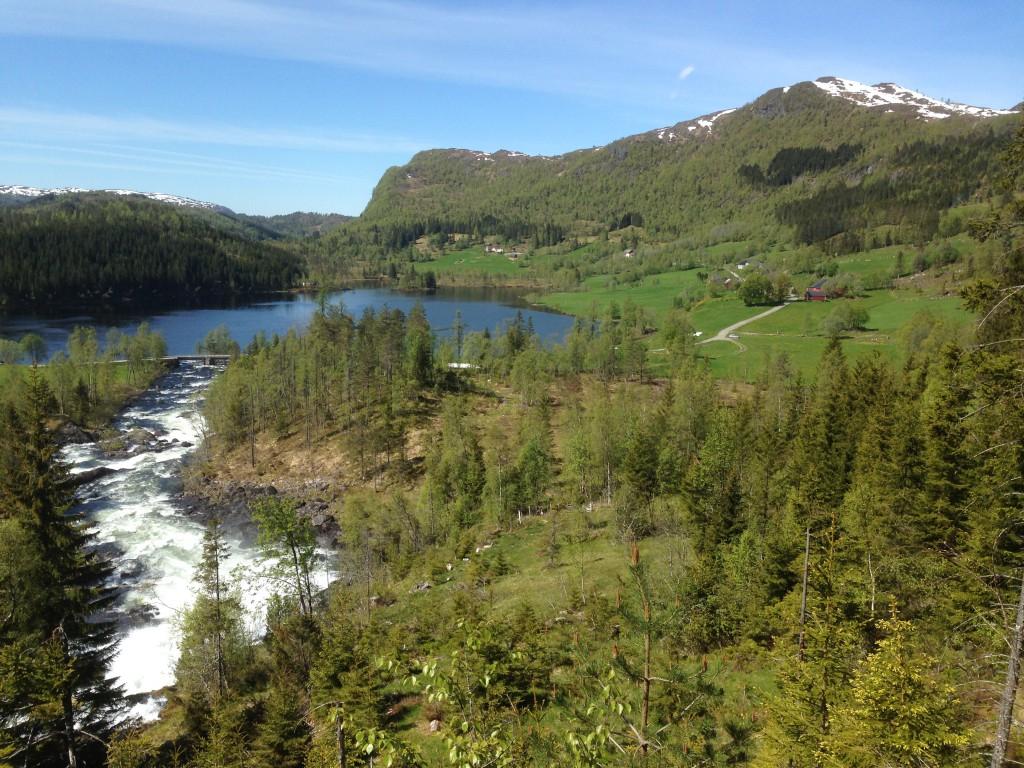 Dei siste postane i årets tur-orientering vart sett ut i slutten av juni, i området frå Svoa og rundt Ospefjell